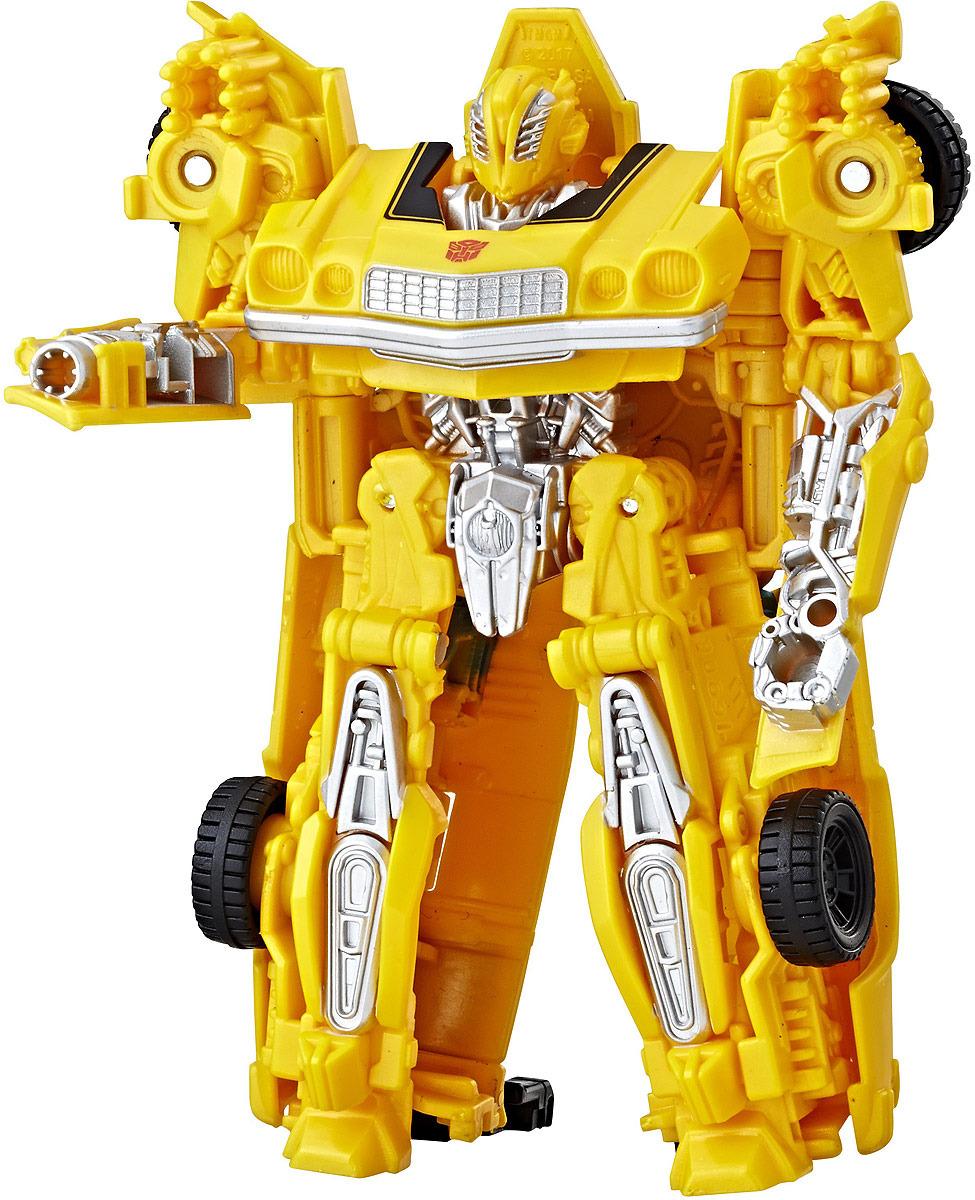 Трансформер Transformers Energon Igniters Bumblebee, E0698_ E0759ES0 автомобиль dickie трансформер bumblebee желтый 3113000