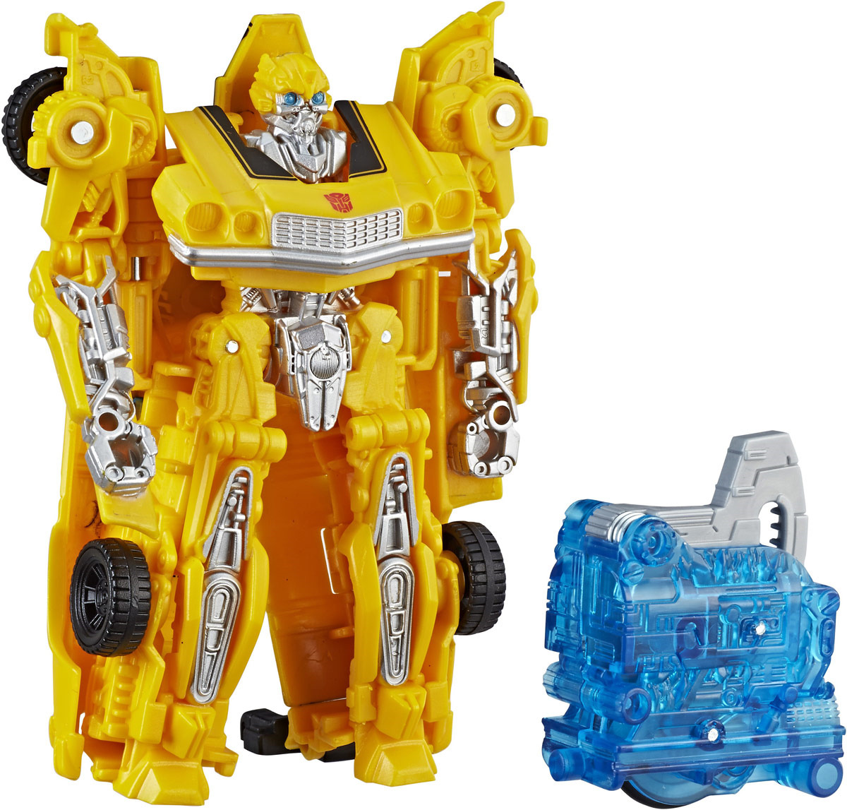 Трансформер Transformers Energon Igniters Bumblebee, E2087EU4__E2092ES0 автомобиль dickie трансформер bumblebee желтый 3113000