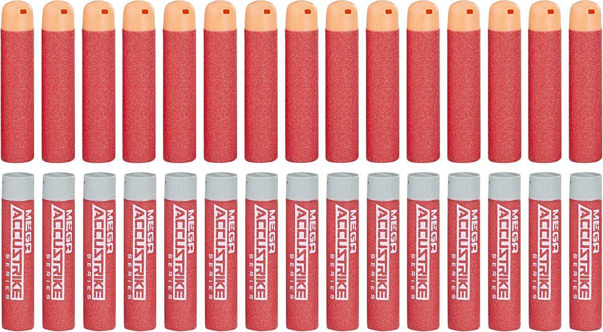 Игрушечные стрелы Nerf Мега Комбо, 30 шт игрушка hasbro nerf аккустрайк 12 стрел c0162