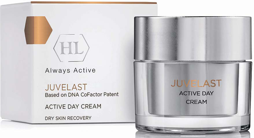 Крем дневной Holy Land Juvelast Active Day Cream, 50 мл holy land дневной крем active day cream 250 мл