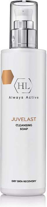 Мыло косметическое Holy Land Juvelast Cleansing Soap, 250 мл недорго, оригинальная цена