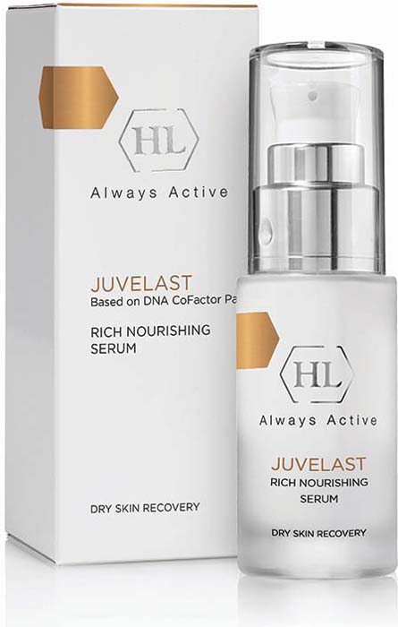 Сыворотка для лица Holy Land Juvelast Rich Nourishing Serum, 30 мл
