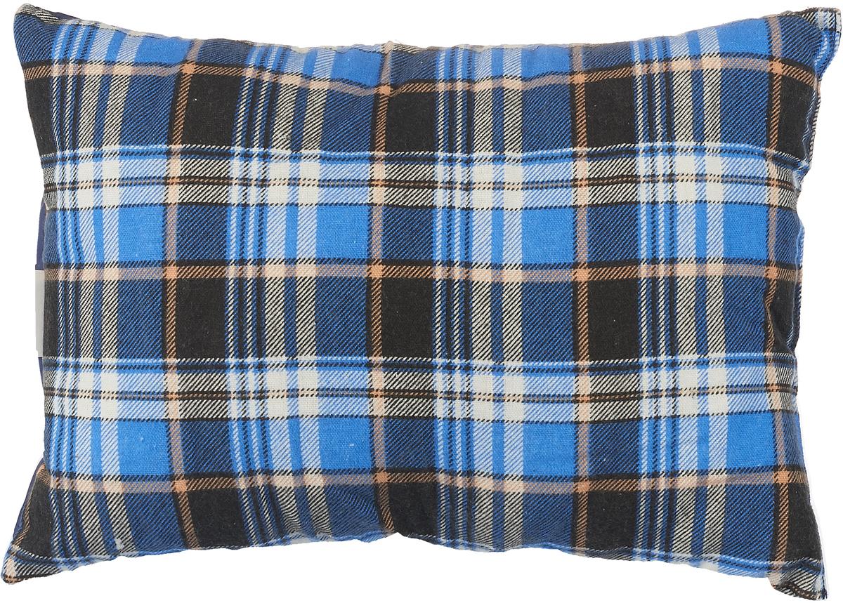 Подушка кемпинговая Talberg, цвет: синий, 35 x 25 см talberg base 6