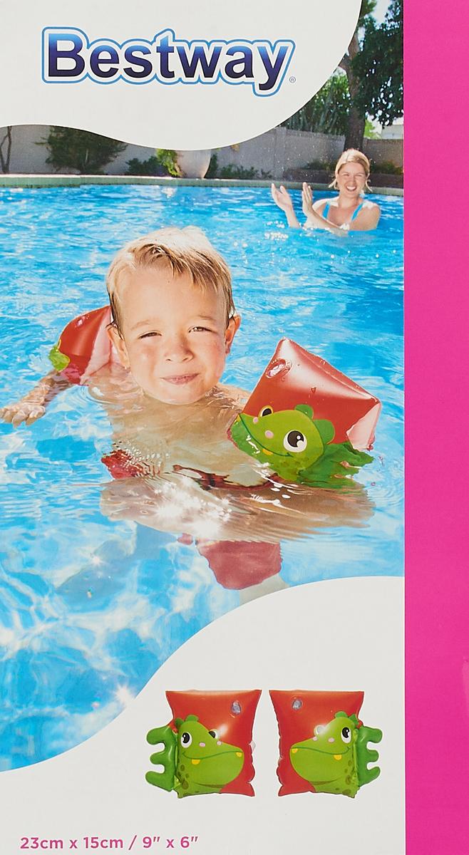 Нарукавники для плавания Bestway, 32115_G, цвет в ассортименте цены онлайн