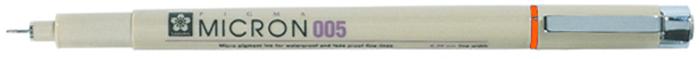 Ручка капиллярная Sakura Pigma Micron, 0.2 мм, цвет чернил: оранжевыйXSDK005#5Капиллярные ручкиPigma Micron - это поистине самые популярные ручки, которые используют художники иллюстраторы, дизайнеры и архитекторы по всему миру. Именно Sakura впервые разработала и запатентовала знаменитые архивные чернила Pigma Ink - архивные и светостойкие чернила на пигментной основе высокой степени стойкости без кислот. Такие чернила делают эти ручки идеальным инструментом для аккуратных и точных работ. Чернила быстро сохнут, не смазываются и не растекаются даже на тонкой бумаге. Все ручки Pigma имеют маркировку AP (Approved Product) института ACMI, что означает отсутствие в составе чернил вредных веществ.
