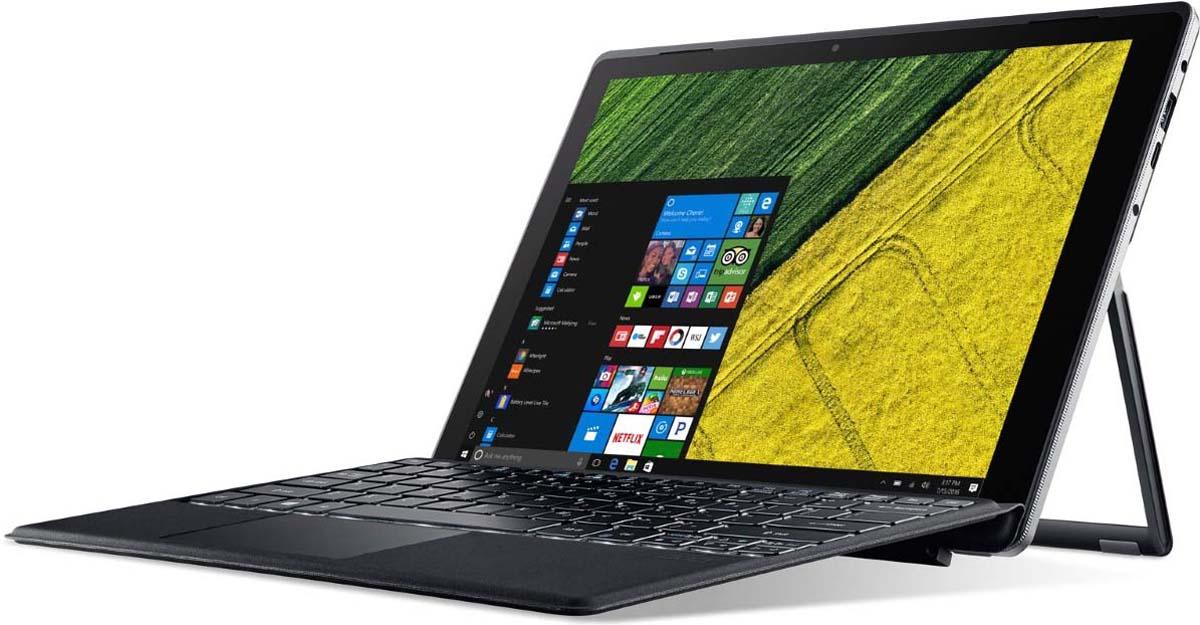 Ноутбук Acer Switch 3 SW312-31, NT.LDRER.001, 12.2, черный [vk] 2tp1 31 switch rocker dpdt 15a 125v switch