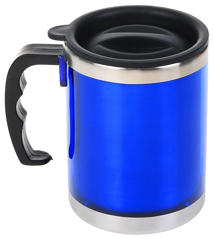 Термокружка Irit, цвет: синий, 450 мл