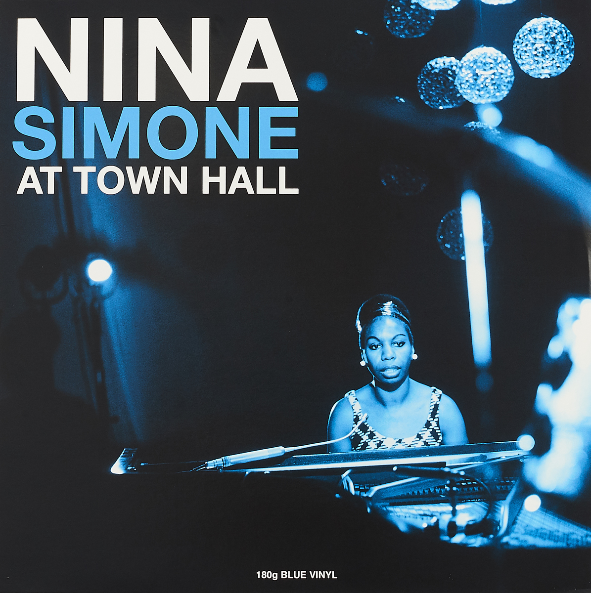 Нина Симон Nina Simone. At Town Hall (LP) цены онлайн