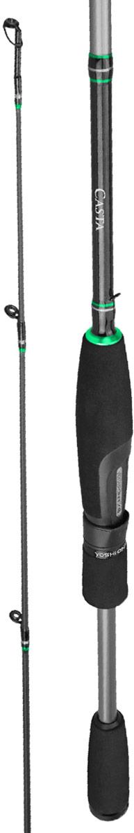 Удилище спиннинговое Yoshi Onyx Casta 8, 602L