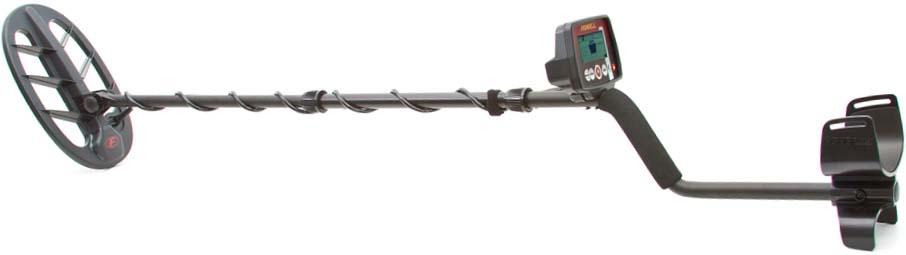 Металлоискатель Fisher F11-11DD, грунтовой