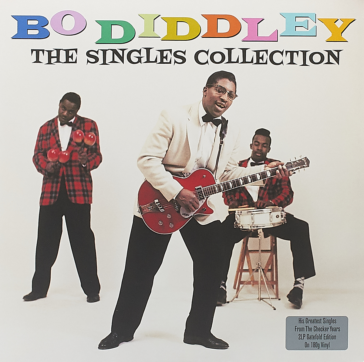 Бо Диддли Bo Diddley. The Singles Collection (2 LP)