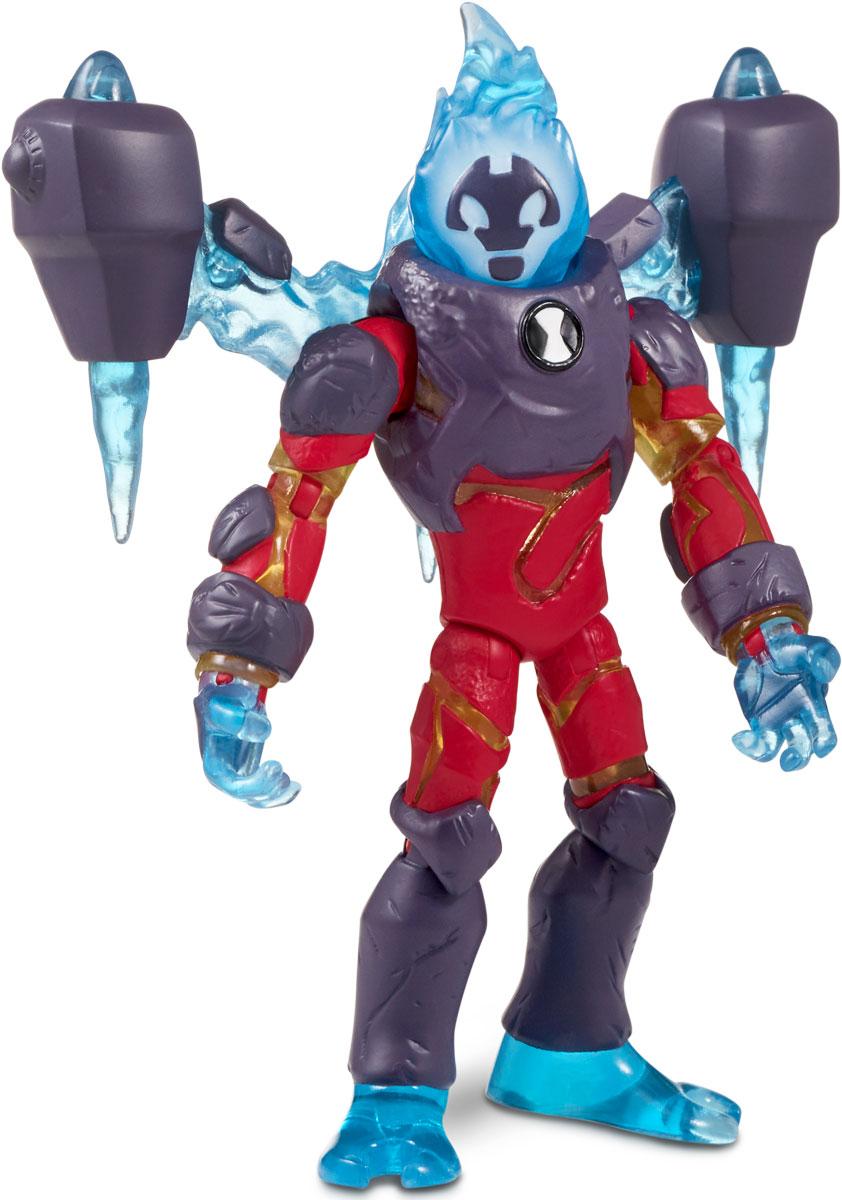 Фигурка Ben 10 Человек-огонь (омни-усиленный), 12,5 см набор ben 10 омнизапуск человек огонь и молния ben 10