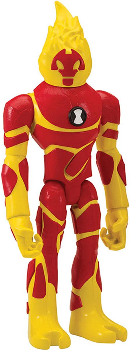 Фигурка Ben 10 Человек-огонь, XL набор ben 10 омнизапуск человек огонь и молния ben 10