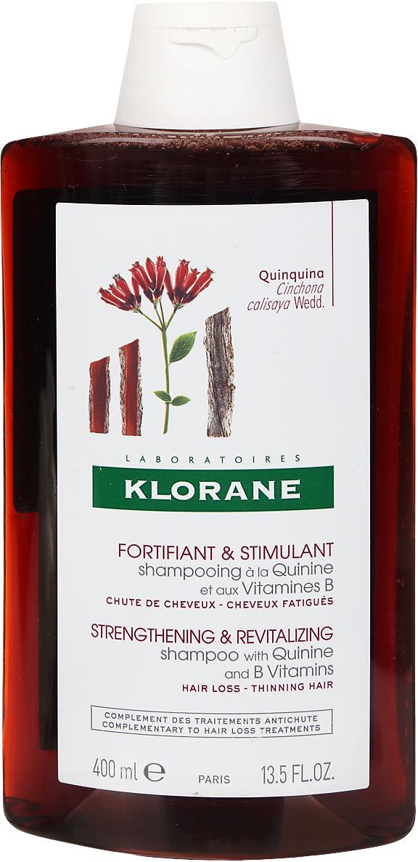 Klorane Шампунь Thinning Hair с экстрактом Хинина укрепляющий 400 мл клоран с хинином купить