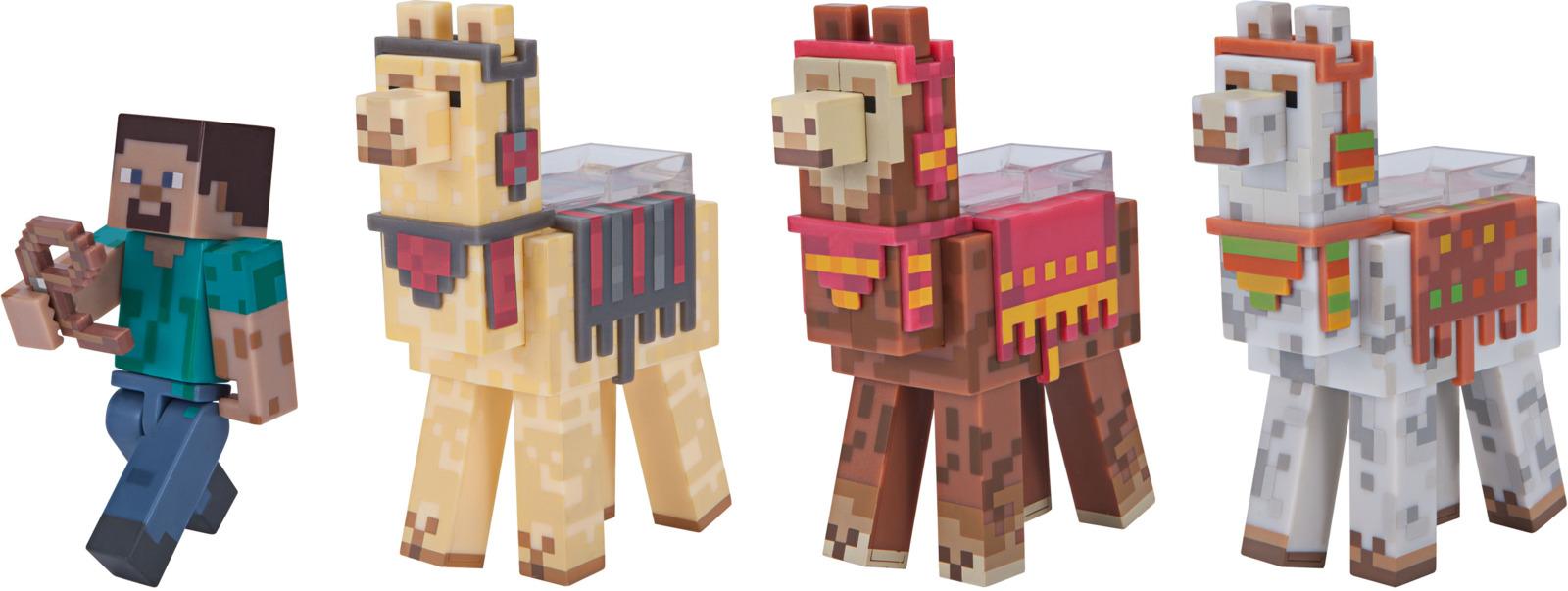 Набор фигурок Minecraft