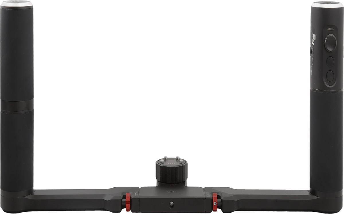 Ручка двойная складная Feiyu Tech для подвесов A-серии, Black