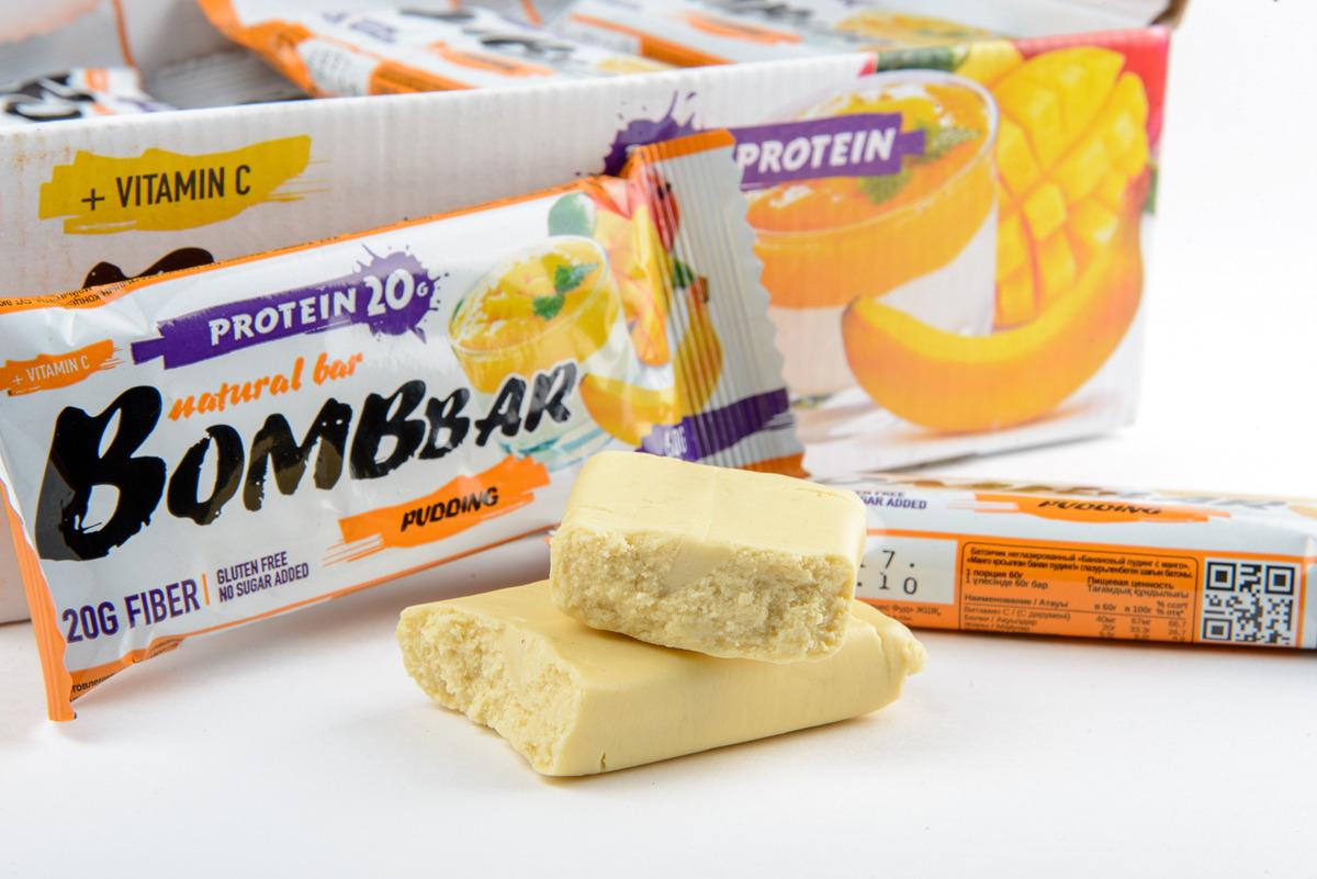 Диета на протеиновых батончиках