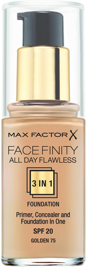 Max Factor Тональная основа 3в1,