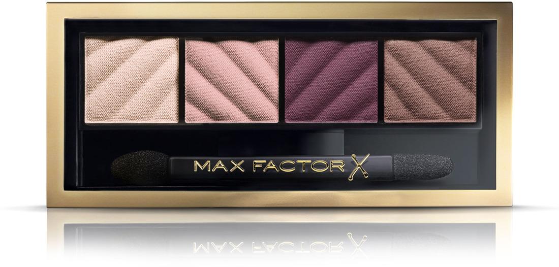 Max Factor Тени для век и Пудра для бровей Smokey Eye Matte Drama Kit 2в1, тон №20 Rich Roses, 3 г цена