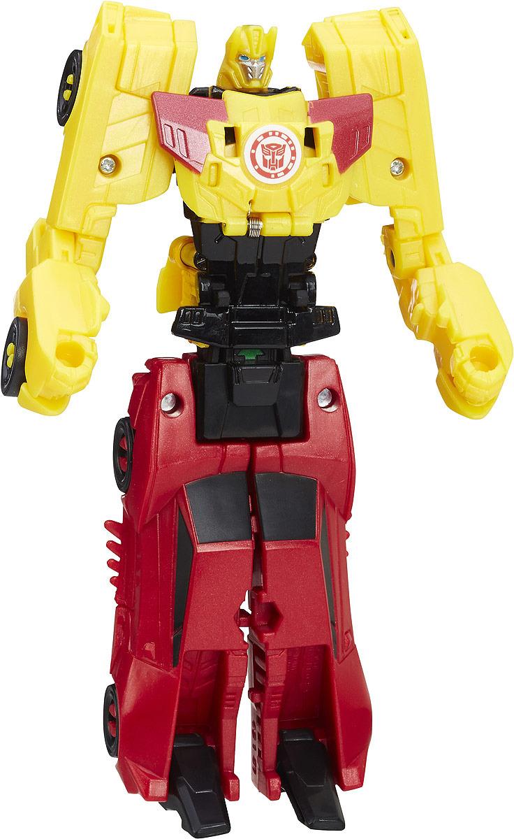 Transformers Трансформер Sideswipe & Bumblebee transformers трансформер combiner force sideswipe
