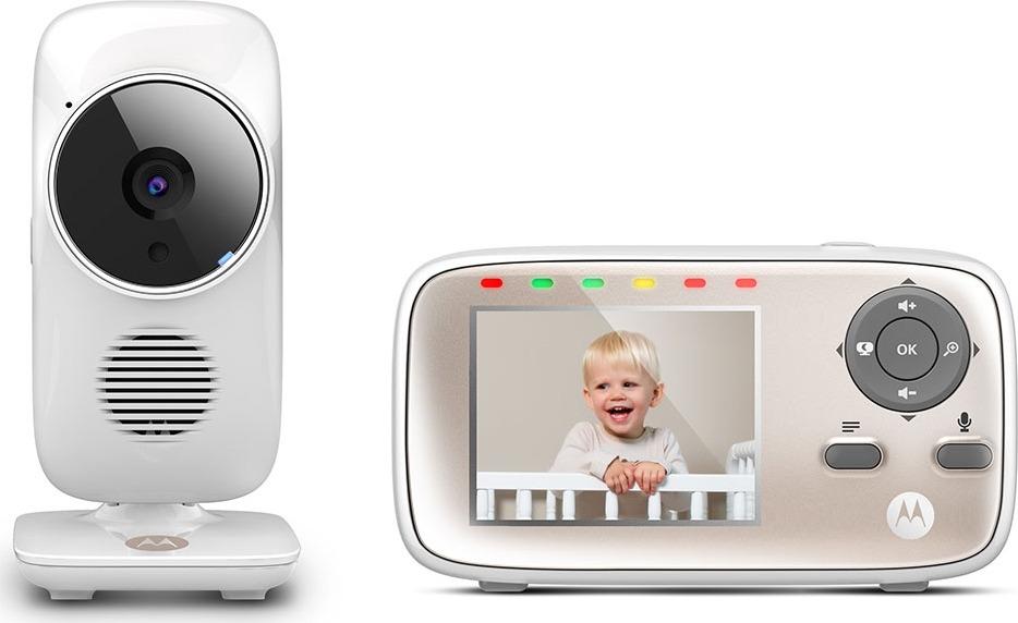 Видеоняня Motorola MBP667 Connect удаленный доступ к веб камере