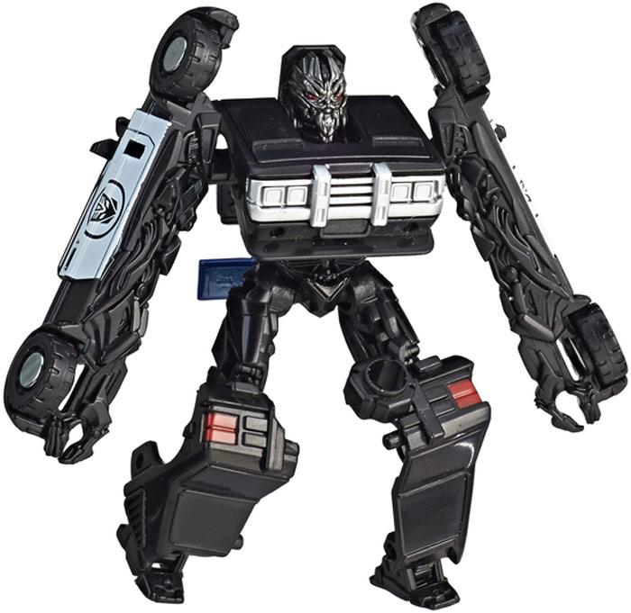 Трансформер Transformers Energon Igniters Barricade, E0691_E0766 transformers трансформер combiner force windblade
