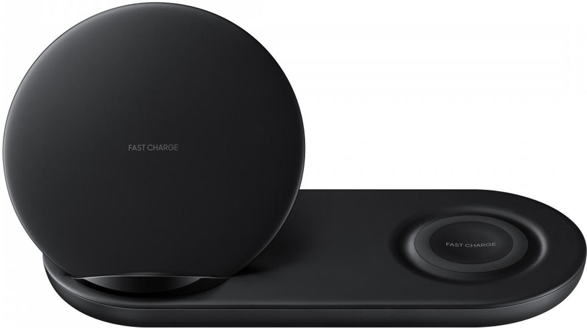 Беспроводное зарядное устройство Samsung EP-N6100, Black беспроводное зарядное устройство samsung ep n6100 black