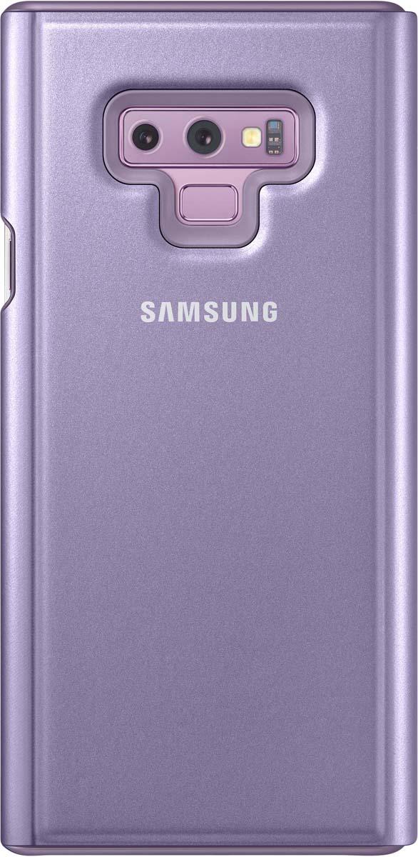 Чехол Samsung EF-ZN960CVEGRU для Samsung Galaxy Note 9, фиолетовый скачать обои для samsung