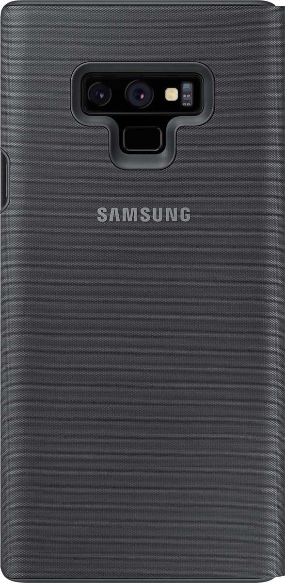 Чехол Samsung EF-NN960PBEGRU LED-View для Samsung Galaxy Note9, черный скачать обои для samsung