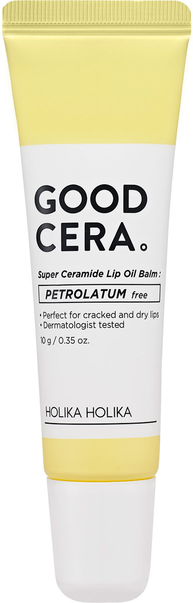 Holika Holika Good Cera Super Ceramide Lip Oil Balm интенсивно увлажняющий бальзам карандаш для губ holika holika good cera super ceramide lip oil stick