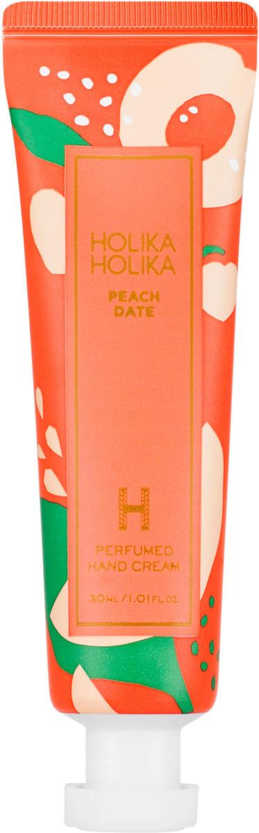 Крем для ухода за кожей Holika Holika Peach Date Perfumed Hand Cream, 30 мл подарочный набор из 7 кремов для рук holika holika perfumed hand cream limited gift edition