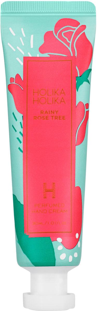 Крем для ухода за кожей Holika Holika Rainy Rose Tree Perfumed Hand Cream, 30 мл подарочный набор из 7 кремов для рук holika holika perfumed hand cream limited gift edition