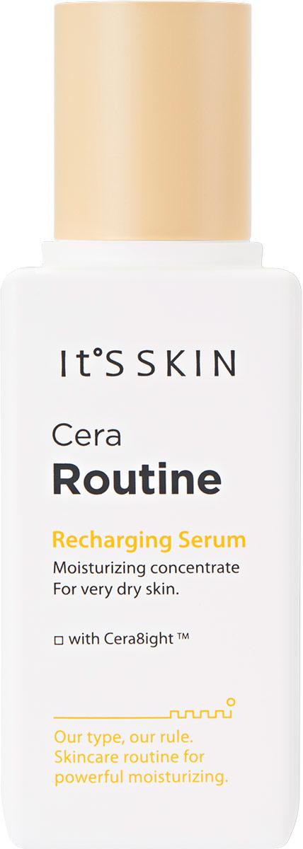 Фото - Сыворотка для лица It's Skin Cera Routine Recharging Serum, 80 мл it s skin cera routine essential toner тонер для лица интенсивно увлажняющий 200 мл