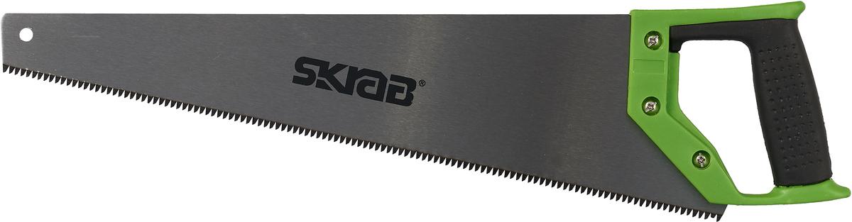 Ножовка Skrab 20526 ножовка по дереву skrab с меняющимся углом