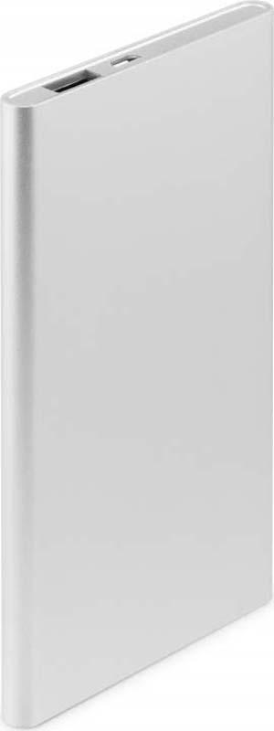 Внешний аккумулятор Rombica NEO AX70S, цвет: серебристый, 7000 мАч внешний аккумулятор samsung eb pg930bbrgru 5100mah черный