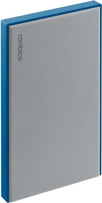 Фото - Внешний аккумулятор Rombica NEO NS50B, цвет: синий, 5000 мАч аккумулятор
