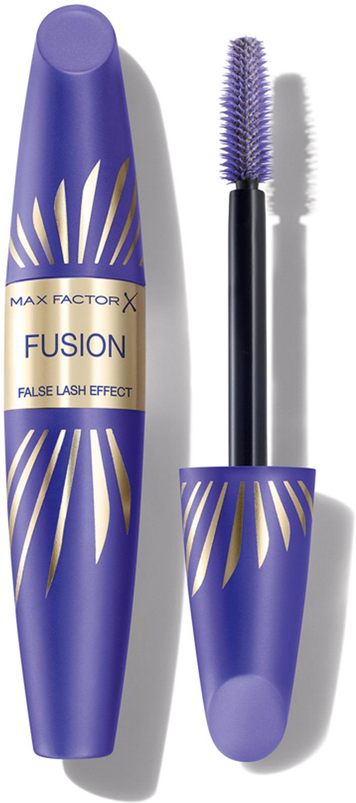 Max Factor Тушь С Эффектом Накладных Ресниц False Lash Effect Fusion Black brown 13,1 мл