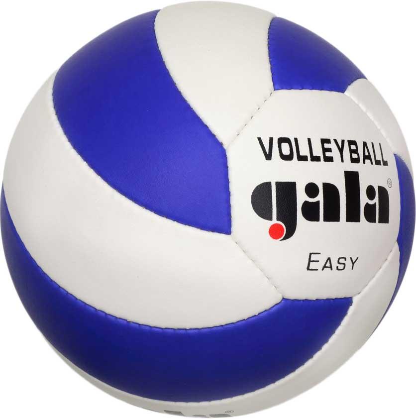 Мяч волейбольный Gala Easy, цвет: синий, белый. Размер 5 мяч волейбольный gala academy bv5181s размер 5 цвет бело сине красный