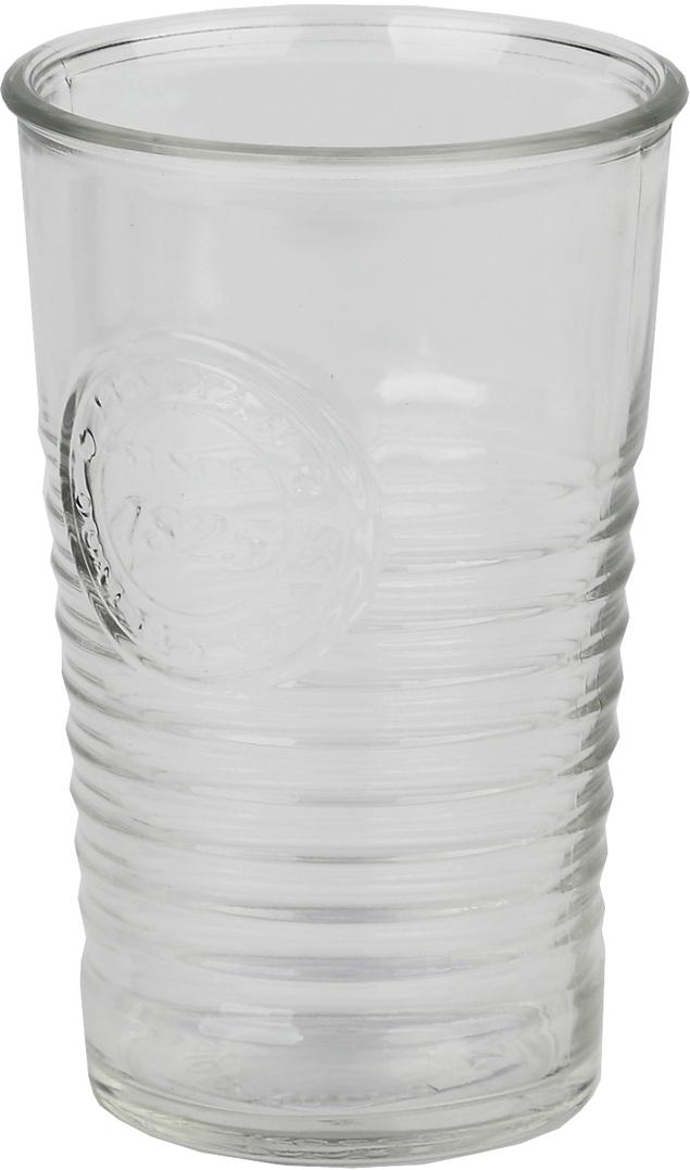 Стакан Bormioli Rocco Officina, для воды, 300 мл, 6 шт набор стаканов bormioli rocco сордженте кулер цвет желтый 460 мл 3 шт