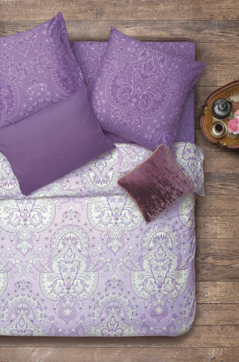 Комплект постельного белья Sova & Javoronok Инжир, 1,5 спальное, наволочка 70x70 наволочка sova