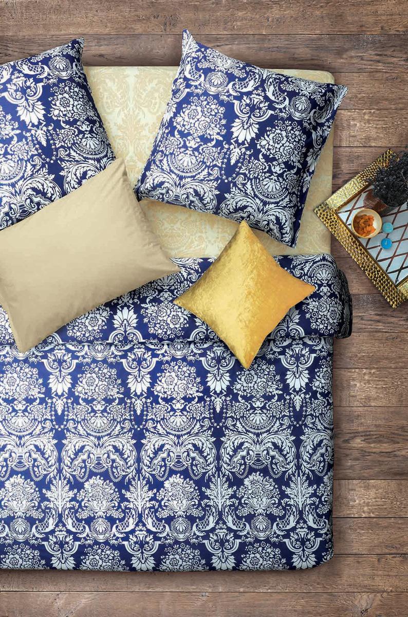 Комплект постельного белья Sova & Javoronok Византия, 2-х спальное, наволочка 50x70 наволочка sova