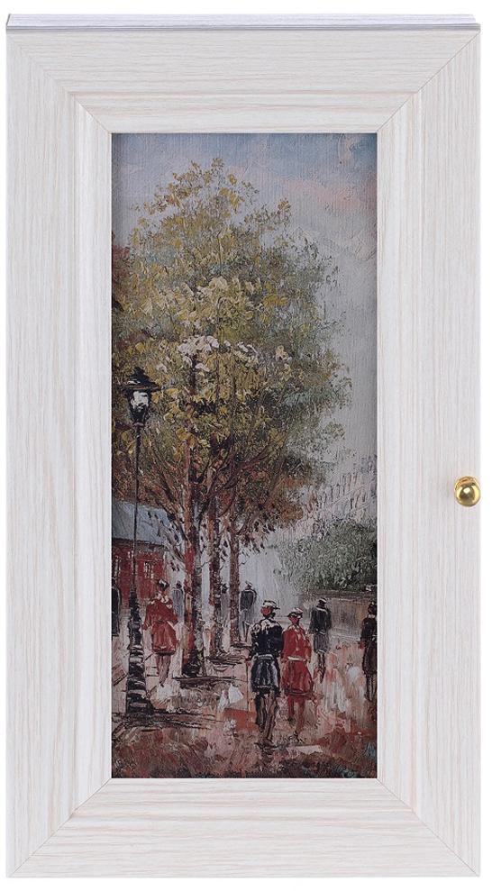 Ключница настенная Milarte, 17 x 32 см. MAK-O41002