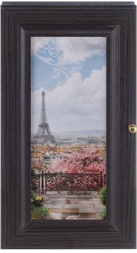 Ключница настенная Milarte, 17 x 32 см. MAK-O41014