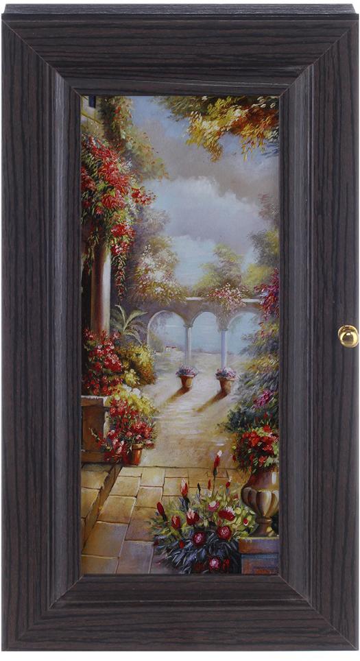 Ключница настенная Milarte, 17 x 32 см. MAK-O41015