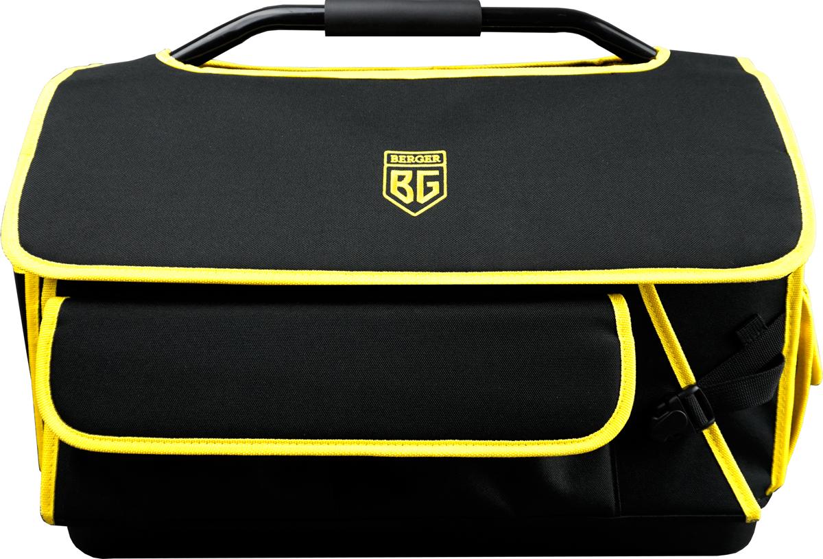 Сумка для инструментов Berger Фельд, 51 х 30 х 39 см. BG1195 сумка для инструментов berger мюриц 48 х 26 х 25 см bg1193