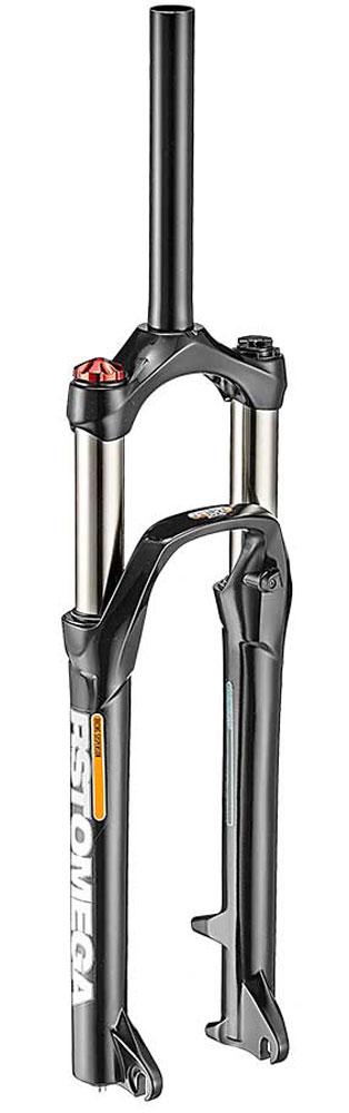 Вилка амортизационная RST Omega ML для 29, ход 120 мм,под диск, черная вилка амортизационная suntour sf14 xcr32 lo гидравлическая для велосипедов 26 ход 100 120мм