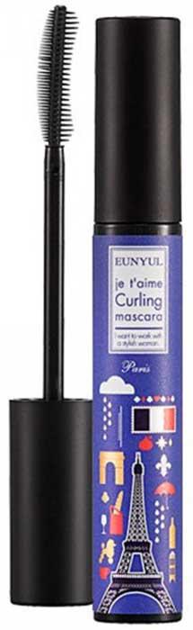 Тушь для ресниц Eunyul, подкручивающая, 7 мл тушь для ресниц pupa ultraflex mascara подкручивающая 10 мл 01 extrablack