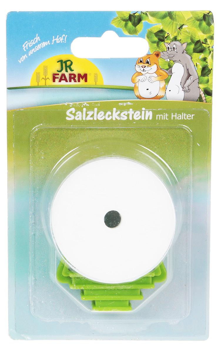 Лакомство для грызунов JR Farm Соль-лизунец, 80 г. 38994 цена