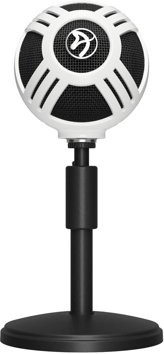 Микрофон для стримеров Arozzi Sfera, White