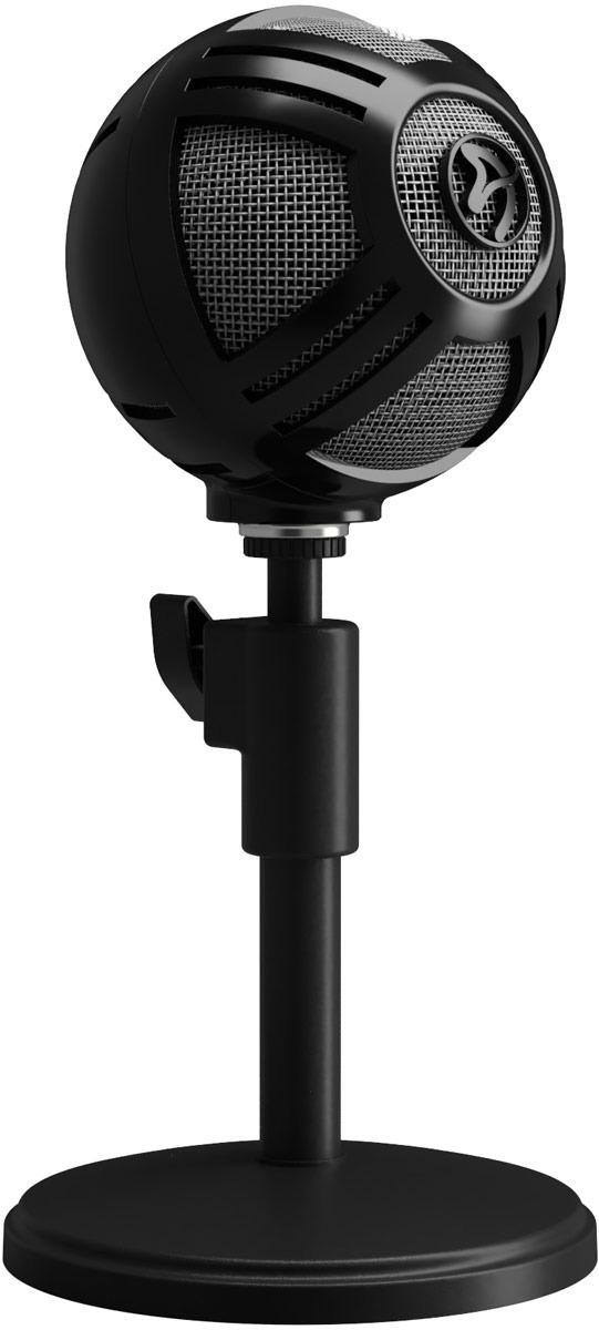 Микрофон для стримеров Arozzi Sfera, Black